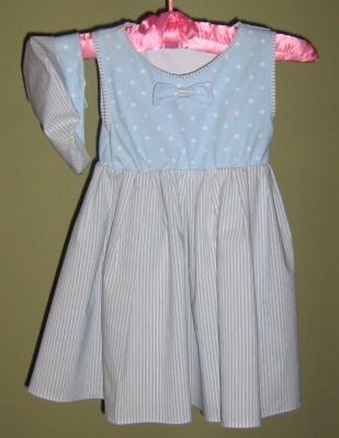rochita bleu